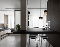 APARTMENT IN KYIV / DIANA LOBODIUK