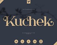Kuchek - Serif Font   Free Download