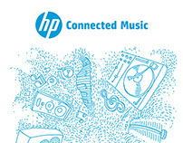 POSTER - HP Connected Music