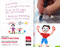 Hello Paisa - From the Letters of a Child Campaign