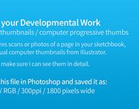 Design Fundamentals Sample Page