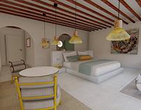 Amalfi Suite