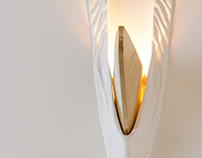 Shark | Wall Light by André Teoman