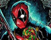Deadpool by Markus