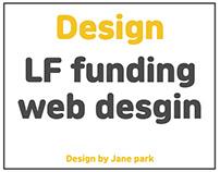LF funding main design