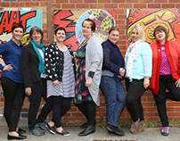 WIRE – Women's Information staff portraits