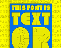 TEXT OR IMAGE