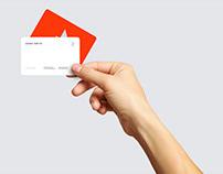 Business card mockup free psd 5000x3000 px