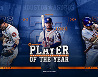 360 Image: Jose Altuve, Player of the Year