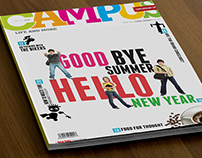 CAMPUS - Student Community Magazine