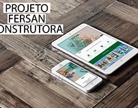 WEBSITE CONSTRUTORA FERSAN