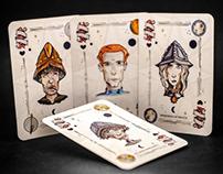 Discworld Custom Playing Cards