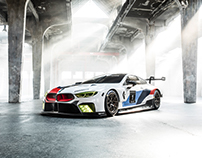 BMW M8GTE Motorsport