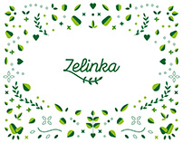 Zelinka | Brand identity and packaging