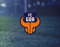 FC Goa - Brand Identity, Stationery & Logo Extension