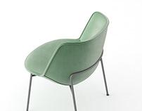 MOON - Chair for Domitalia