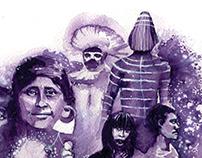 Indígenas patagónicos