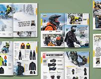 Ski-Doo — Catalogue Produits 2018