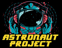 Astronaut Project T-shirt