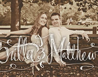 Britta & Matthew - Wedding Save the Date