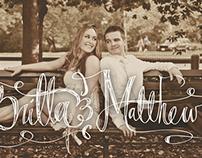 Britta & Matthew - Wedding Save the Date