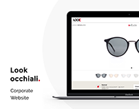 Look Occhiali - Website