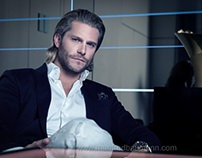 Paul Janke -German television actor & model