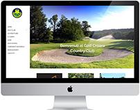 Golf Club Croara - website