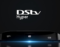 DStv Hyper Decoder box