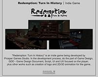 Game - for Prosper Games Studio