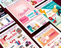 Beleza de Mulher • E-mail marketing