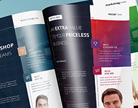 6 Multipurpose Business Corporate Flyers vol 2