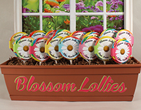 Blossom Lollies