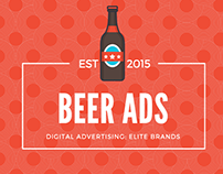 Digital Ads for Elite Brands Distribution