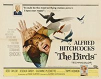 "Generic Design Alfred Hitchcocks ""The Birds"""