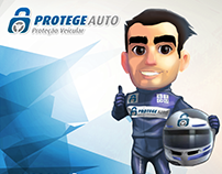 ProtegeAuto - Mascote (Fase Azul) 2017