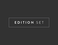 Edition Set