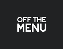 Off the Menu Logo