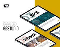 Catalogo GGSTUDIO