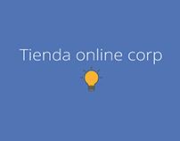 Muestra Tienda Online
