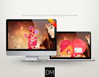 Web Site (desktop) | Lanas