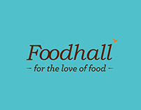 Foodhall - Ads & Collaterals