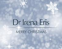 Dr Irena Eris - Merry Christmas -Video loop