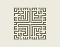 Kufic + Armenian Type