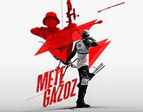 Mete Gazoz Poster
