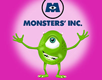Monsters, Inc.: Mike