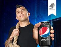 Pepsi Zero - Lanzamiento