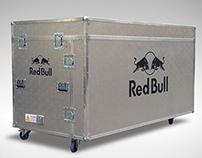 Mesa DJ Red Bull Flight Case
