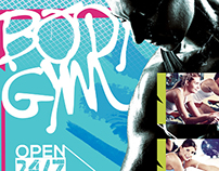 Gym Flyer / Fitness Flyer