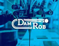 REBRANDING / Dam-Rob